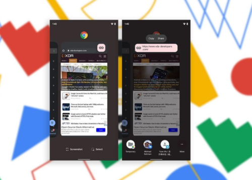 Android 12 Improves URL Sharing, Making it Easier to Copy Links
