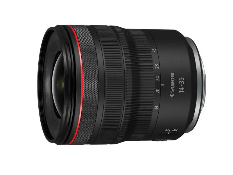 Canon RF 14-35mm F4 L