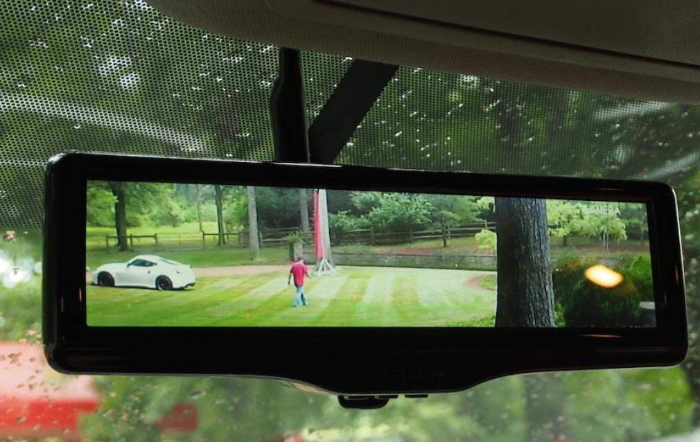 Smart Rearview Mirror,