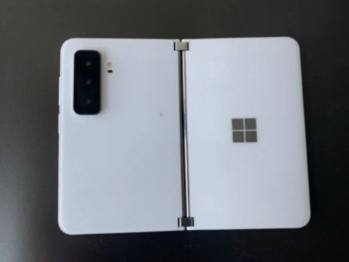 Surface Duo 2 benchmark leak confirms specs, hints at possible launch date