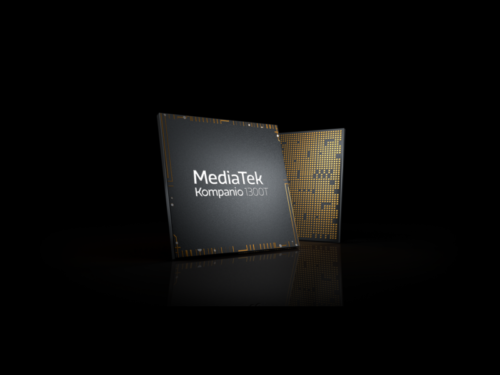 MediaTek Kompanio 1300T chipset unveiled: a Dimensity 1200 for tablets