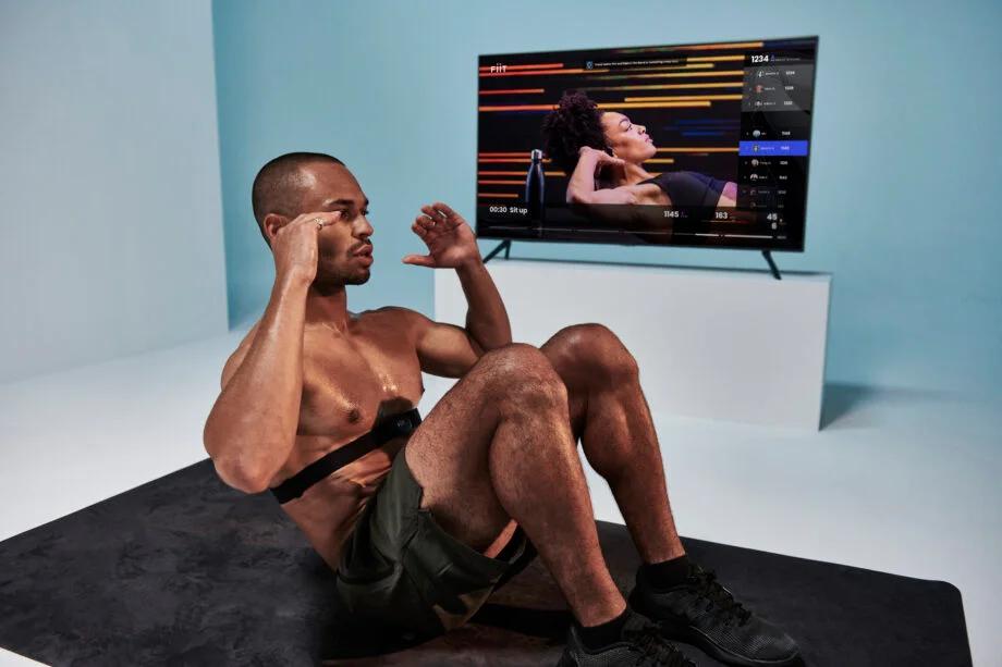 TV Fitness App