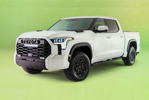 2022 Toyota Tundra Teases A More Capable Suspension Setup