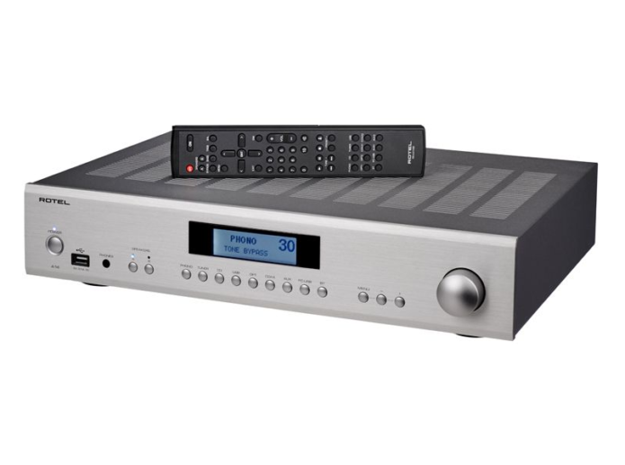Rotel A14 MkII Integrated Amplifier