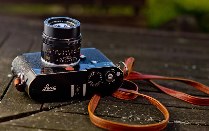 Leica 50mm F2 Summicron-M