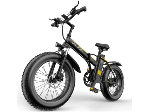 Janobike E20 Review – Electric Mountain Bicycle
