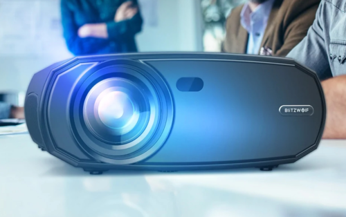 BlitzWolf BW-VP13 Review – 1080P WIFI Projector