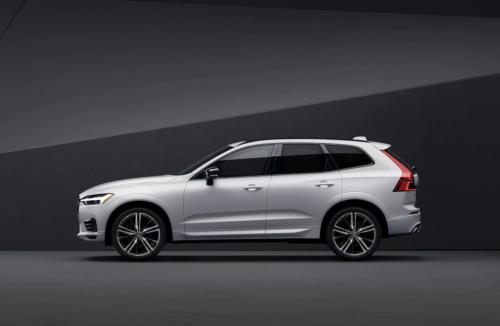 2022 Volvo XC60, S60, S90, and V90 XC to Add 48-Volt Hybrid System