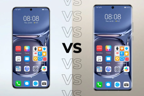 Huawei P50 vs P50 Pro: How do the two P50 series phones compare?