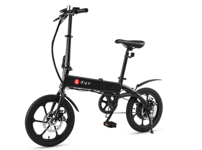 DYU A1F Electric Bicycle