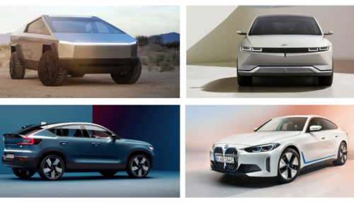 Every Electric Vehicle That's Expected in the Next Five Years