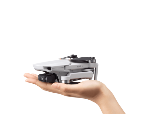 No need to 'Refresh' for new info, Mini SE drone details published the DJI Brasil website