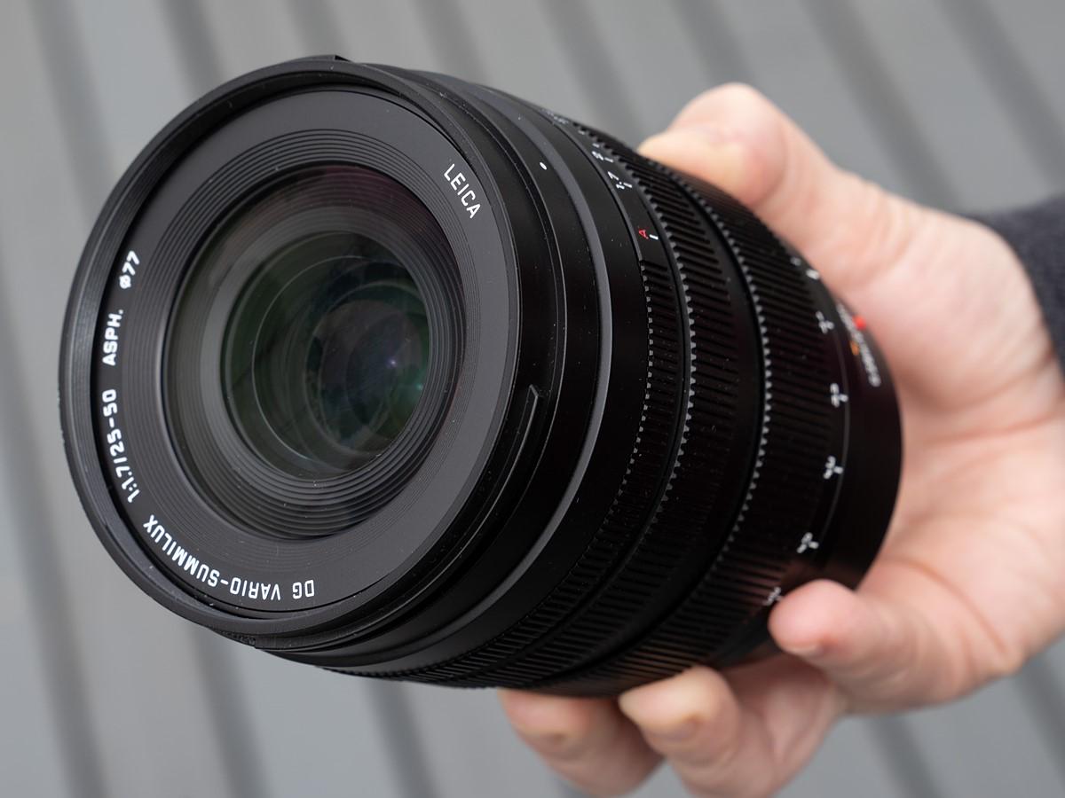 Panasonic Leica 25-50mm F1.7 ASPH