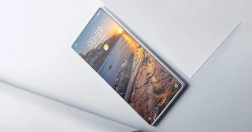 Mi MIX 4 live images reveal in-display selfie camera placed in the middle of the frame
