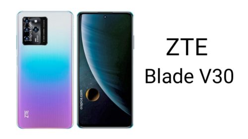 ZTE Blade V30 launched with 6.67-inch display, 64MP triple cameras, Unisoc T618