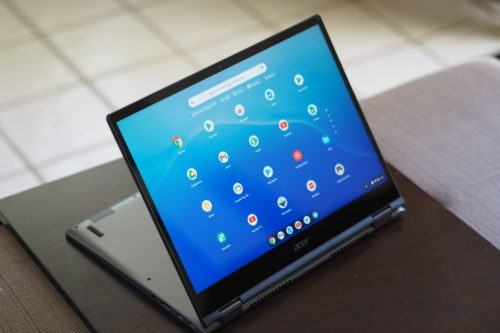 Acer Chromebook Spin 713 2021 review