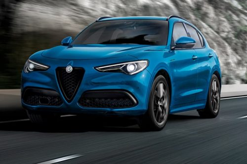 New price leader for Alfa Romeo Stelvio