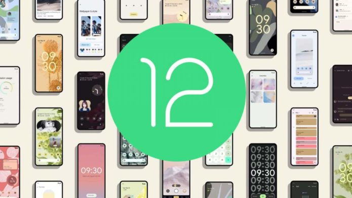 Android 12 Beta 3