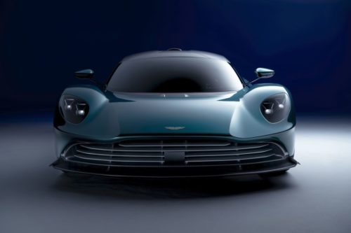 937-HP Aston Martin Valhalla Has an AMG Engine and a Bargain $800,000 Price