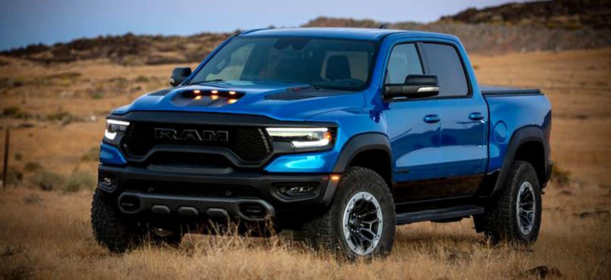 2022 Ram 1500 Laramie G/T