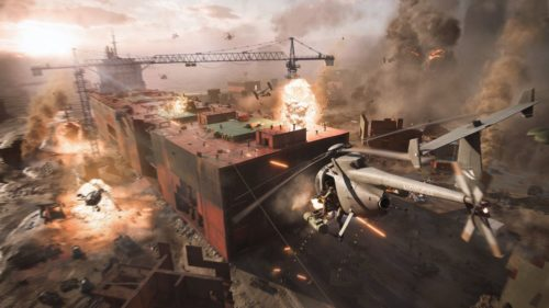 Battlefield 2042 is already being targeted by over a million hackers