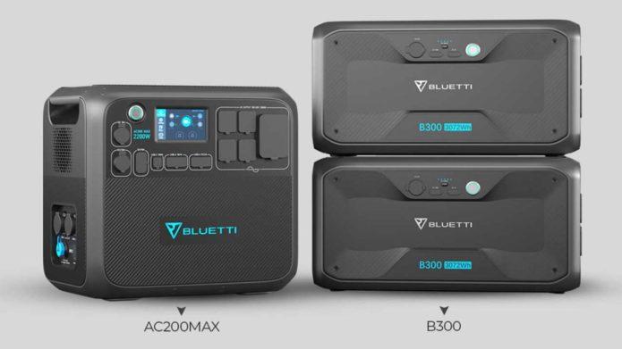 Bluetti AC200 max