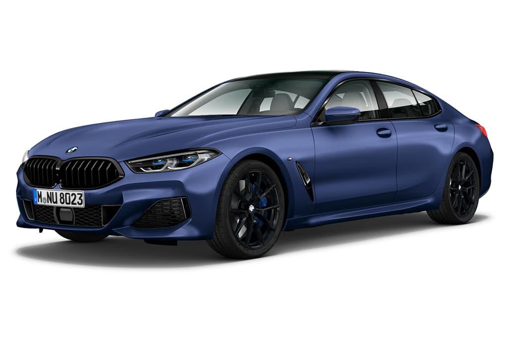 BMW 8 Series Heritage Edition