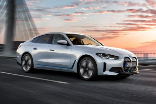 BMW i4 can't match Model 3 on price