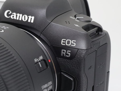 Canon EOS R5c Announcement Rumored for Early 2022