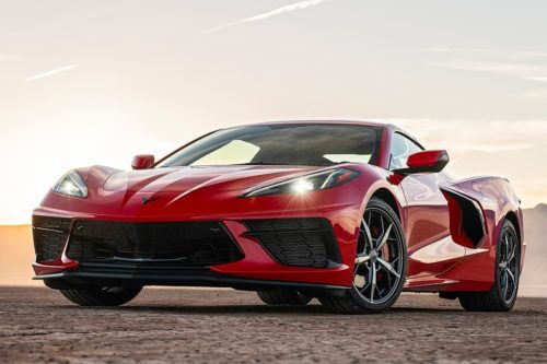 Chevrolet Corvette sold out for foreseeable future