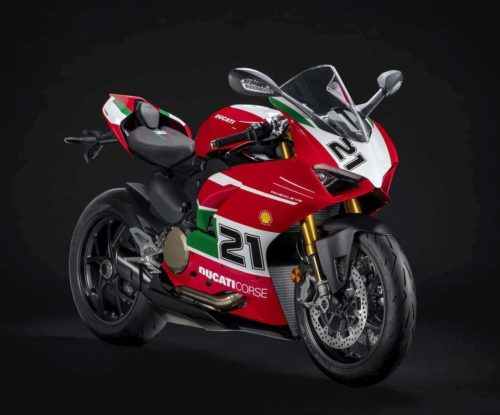 2021 Ducati Panigale V2 Bayliss 1st Championship 20th Anniversary First Look