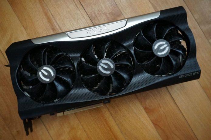 EVGA GeForce RTX 3080 Ti FTW3 Ultra