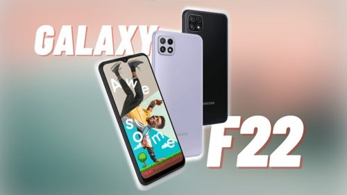 Samsung Galaxy F22 With MediaTek Helio G80, 48MP Quad Camera Launched in India: Price, Specifications