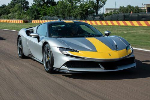 2021 Ferrari SF90 Assetto Fiorano Review