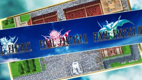 Final Fantasy Pixel Remaster I, II, III released: Prices and trailer