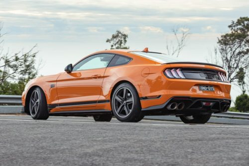 Ford Mustang Mach 1 buyers to receive $5400 windfall