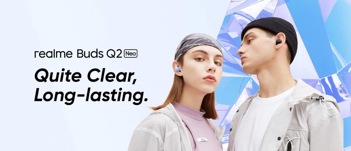 Realme Buds Q2 Neo