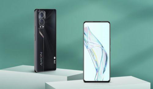 Xiaomi Mi Mix 4 vs ZTE Axon 30: Specs Comparison