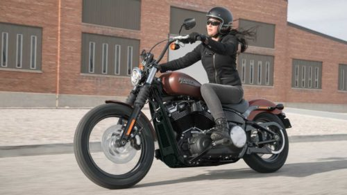 Harley-Davidson Launches H-D1 Marketplace for Used Bikes