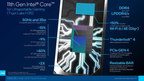 Intel Core i5-11300H vs Core i5-10300H – the i5-11300H is the clear winner