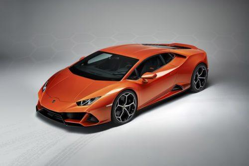 Lamborghini Huracan Evo Gets Four Special Editions In Mexico