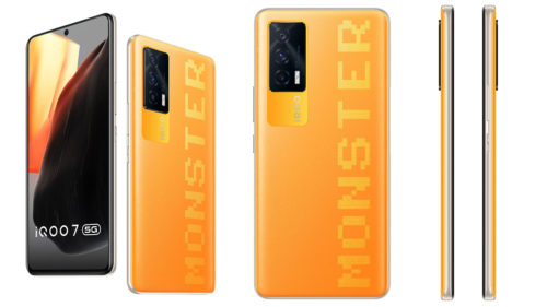 [Exclusive] iQOO 7 Monster Orange launching in India; design, RAM/ storage configuration, and sale date revealed