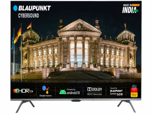 Blaupunkt Cybersound 43-inch 4K smart TV review: shines in the audio department