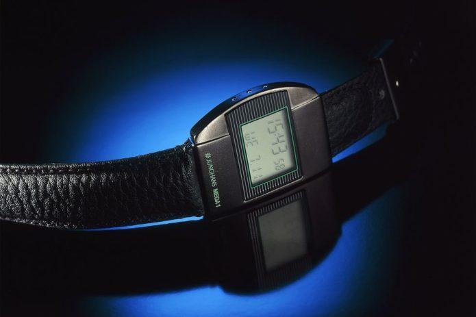 Junghans Mega 1 Watch