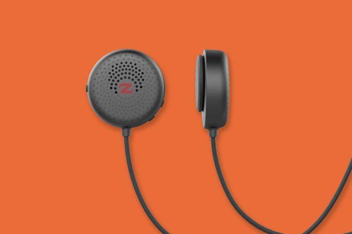 Zulu Alpha Wearable Bluetooth Speakers