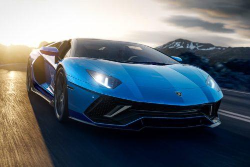 Lamborghini Aventador Ultimae LP780-4 revealed