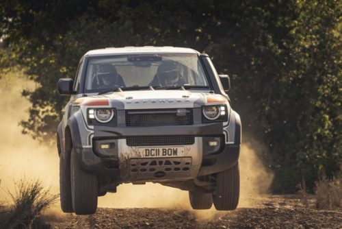 Land Rover Defender Trophy Edition Arrives Loaded With Off-Road Gear