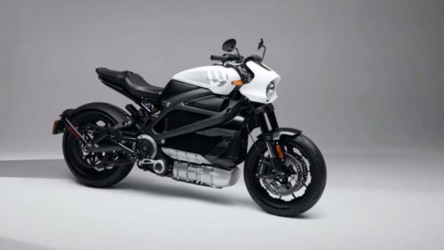 Harley-Davidson's LiveWire Electric Motorcycle Now Much Cheaper