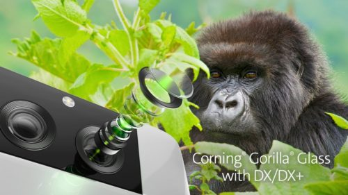 Gorilla Glass with DX and DX+ will protect the camera lenses of your next flagship