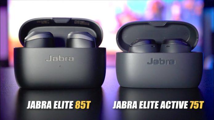 Jabra Elite 75t vs Elite 85t